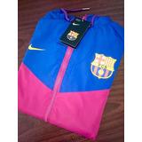 Jacket Impermeable Del Fc Barcelona