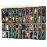 Estuche Con 24 Figuras Starwars Vintage De 1978 A 1983