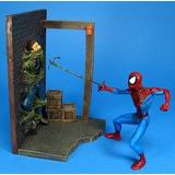 Figura Ultimate Spiderman Diamond Marvel Select