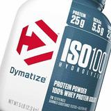 Proteína Iso 100 5 Libras Todos Lo Sabores Unique Store Cr