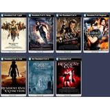 Resident Evil Coleccion Películas