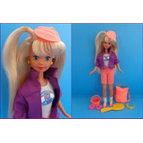 Barbie Skipper Camp Mattel 1994