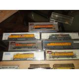 Trenes Escala N Vagones Y Locomotoras
