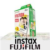 Fuji Instax Mini Película Original Paquete 20 Fotos - Balúcr