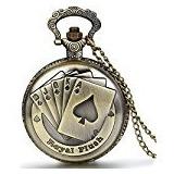 Reloj De Bolsillo Estilo Antiguedad. (compare Ya)