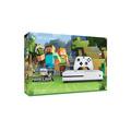 Xbox One S 500gb + Trilogia Minecraft + Garantia Financi