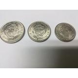 Monedas De Costa Rica, Coleccion, No Circularon.