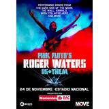 Roger Waters  Pink Floyd Sombra Oeste