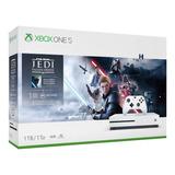 Xbox One Slim 1tb + Star Wars + Financiamiento Credix Minicu