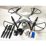 Drone Syma X8 - Cuadrocopter - Helicoptero