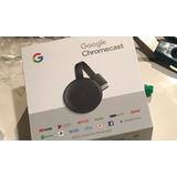 Google Chromecast 3 Generacion (ultima Generacion) Playsound