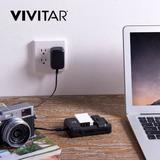 Cargador Vivitar Dual Canon Lp-e8 T2i T3i T5i  - Inteldeals