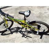 Bicicleta Bmx 20  Muy Linda Como Nueva