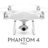 Drone Dji Phantom 4 Pro! Nuevos! Financ. Disponible