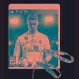 Video Juego - Fifa 18 - Ps3 + Lanyard