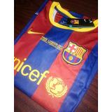 Camiseta Barcelona (final Champions League 2011)