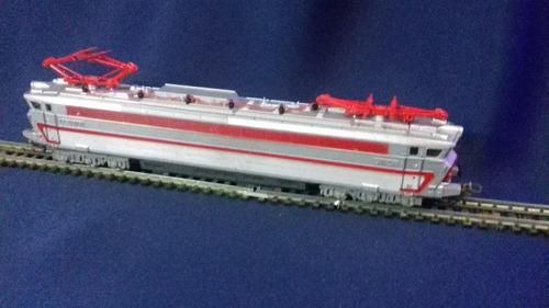 Tren, Locomotora Eléctrica Marca Lima Escala Ho