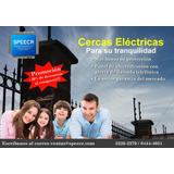 Cerca Eléctrica, Alambre Navaja, Cámaras, Alarma, Seguridad