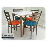 Mobiliario Bares Y Restaurantes. Muebles Metalicos Ferrum