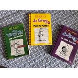 Diario De Greg 3 Libros