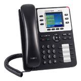 Telefono Grandstream Gxp-2130 Ip Poe 2pt 3 Lineas Lcd 2.8