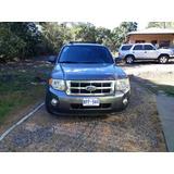 Ford Escape 2012 Automatico Recibo !! 4x2 4 Cyl 2.5 Cc