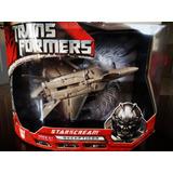 Figura Transformers Starscream 7 Pulgadas.