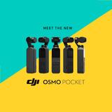 Dji Osmo Pocket Camara Estabilizada 4k Financio - Inteldeals