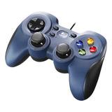 Gamepad F310 Consola De Juegos 10 Botones Cableado 940-00011