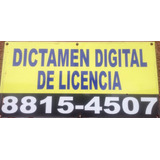 Dictamen Medico De Licencia Para Conducir Sabana