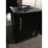 Amplificador Bajo - Tc Electronic 250 Watts - 1x12 Bg250