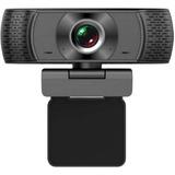 Webcam Logan Ap009 2mp 1080p Usb Con Micrófono