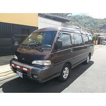 Hyundai Grace 15 Pasajeros Microbus
