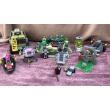 Lego Set Tortugas Ninja