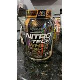 Muscletech Nitro Tech Whey Isolate Gold Proteína 2 Libras