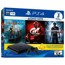 Playstation 4 Ps4 Slim 1tb Con 3 Juegos Nuevo Techmovil