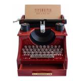 Caja De Música, Máquina  Escribir Estilo Antiguo.(compare Ya