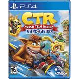 Crash Team Racing Nitro Fueled Ps4 Nuevo Tienda Gamers *_*
