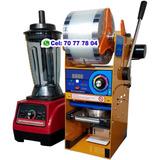 Selladora De Vasos Y Licuadoras Industriales