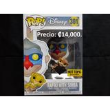 Figura, Muñeco, Juguete Funko Pop Disney El Rey Leon Rafiki