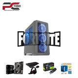 Computadora Gamer Intel G5400, Ram 8gb Ddr4, Gt 1030 2gb