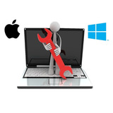 Reparacion Computadoras Mac Y Windows - Software Y Hardware