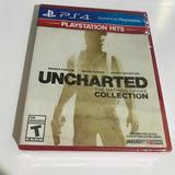 Uncharted The Nathan Drake Collection Ps4 Nuevo Y Sellado