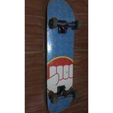Patineta Nasional Skateboards