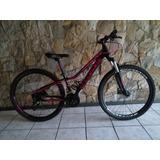 Bicicleta De Mujer Semi-nueva