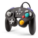 Control Original Para Nintendo Switch Con Cable Negro