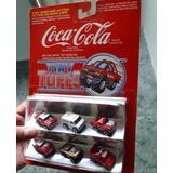 Mini Carritos Coca Cola 1979