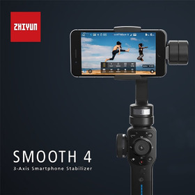 Estabilizador Smartphone Zhiyun Tech Smooth 4 - Inteldeals