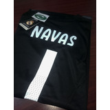 Camiseta Keylor Navas & Real Madrid