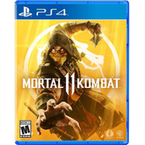 !! Mortal Kombat 11 Para Ps4 Play Station 4 En Tico Electrox